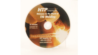 Welcome to the World of TIG Welding DVD