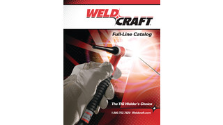 Weldcraft full-line catalog