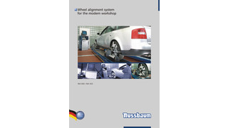 Wheel Alignment System Brochure
