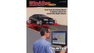 WinAlign Tuner Software Literature