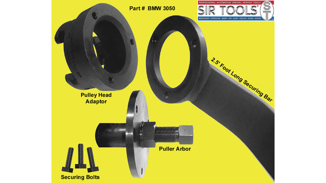 2-in-1 special service tool for BMWs