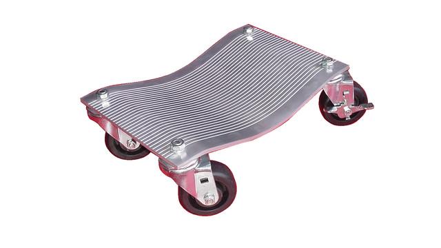 Aluminum Car-Dolly Sets