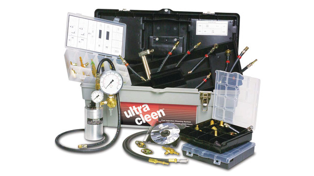 Cleen Plan fuel injection system