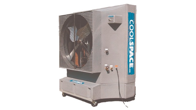CS5-48-2B 48 portable evaporative cooler.
