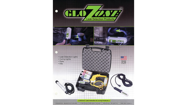 GloZone Leak Detection Products brochure