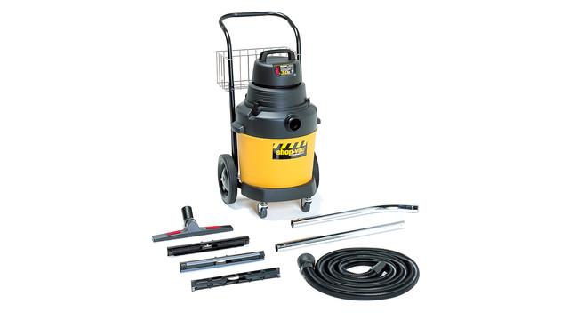 Heavy- Duty Total Maintenance Vacuum Cleaner