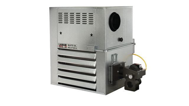 HI-180 line of waste oil heaters