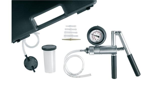 HV 90 pressure and vacuum pump
