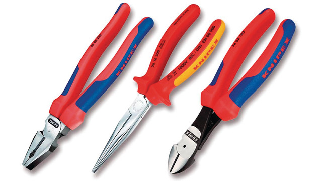 Knipex hand tools