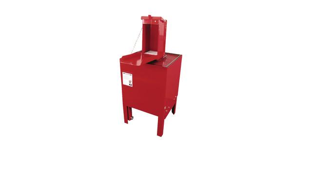 Oil Filter Crusher (Model 18T)