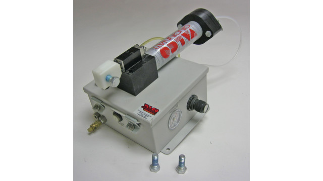 Pneumatic Boltcoater