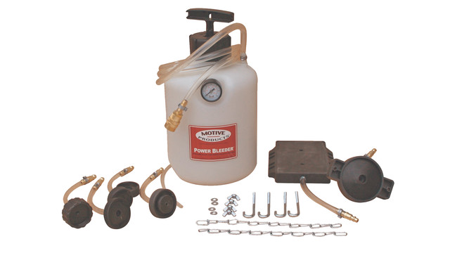 Power Bleeder brake bleeding kit No. 0380
