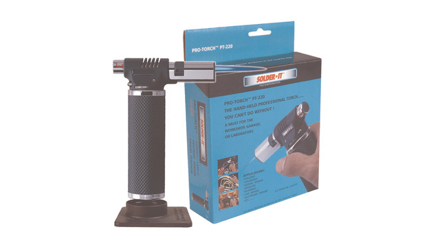 Pro-Torch220 hand-held butane table torch