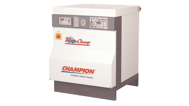 RotorChamp Rotary Screw air compressor
