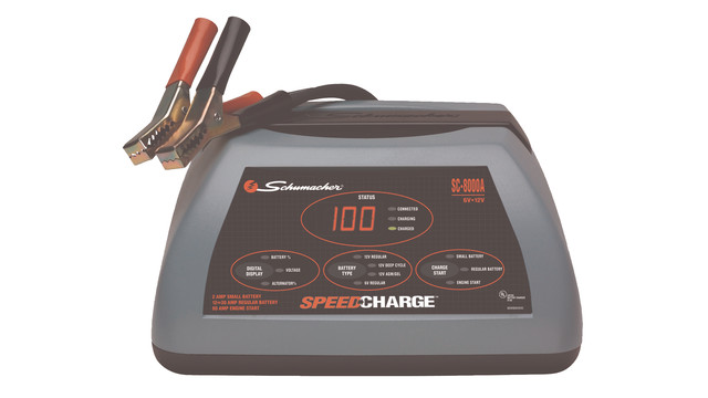 SpeedCharge battery chargers
