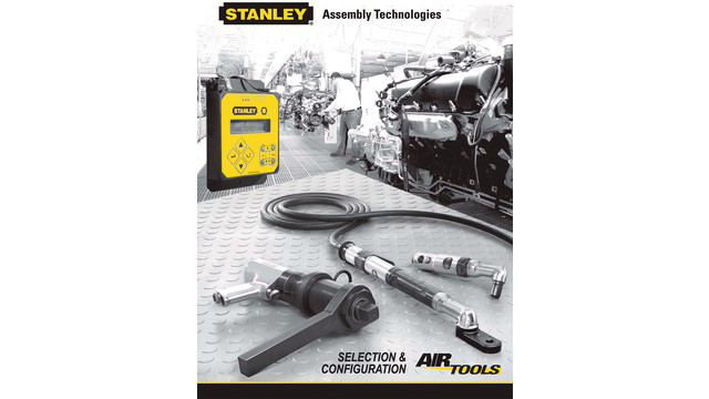 Stanley air tool catalog