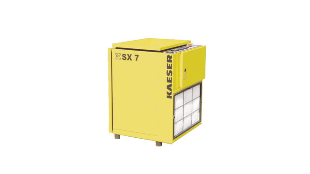 SX series screw compressors