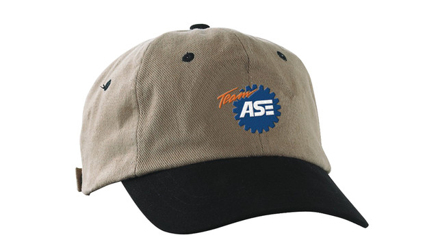 Team ASE Brushed Twill Cap