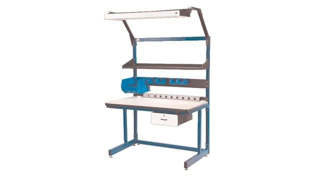 The Basic modular horizontal workbench