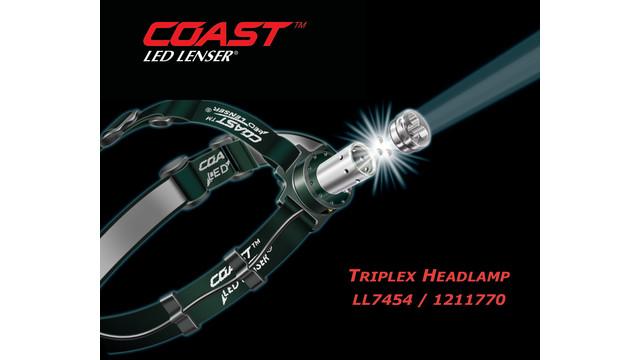 The Triplex Headlamp
