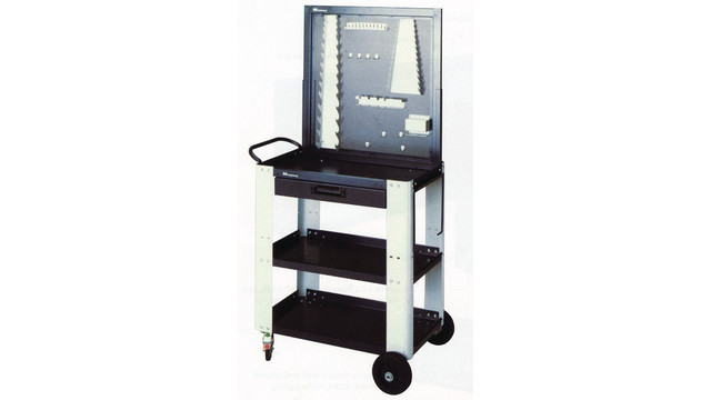 Tool Service Carts, Cabinets and Tool Boards