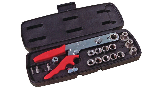Twin-Action Box Wrench