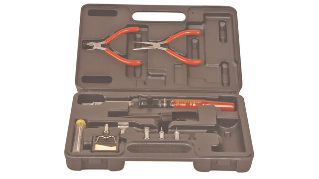 UT-100Si-TC Ultratorch Professional Heat Tool Kit