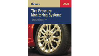 2008 AirAware TPMS Sensor and Service Pack Catalog