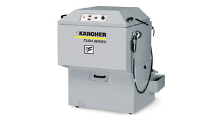 Karcher-Cuda top-load automatic parts washer, No. 2412
