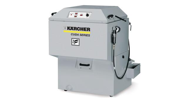 Karcher-Cuda top-load automatic parts washer, No. 2412