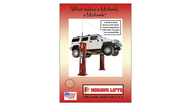 What Makes a Mohawk a Mohawk informational booklet