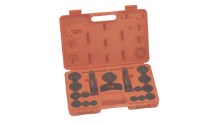 18-Piece Master Universal Caliper Wind-Back Set