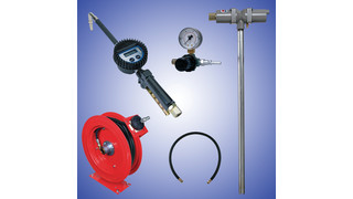 4482 Pump, Reel ' Meter Package