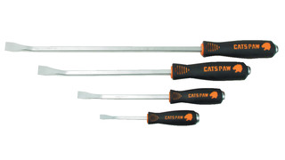4-Pc. Cats Paw Pry Bar Set