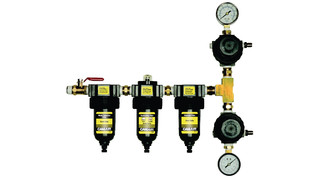Camair 3-Stage Filtration System