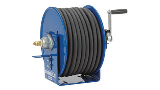 Challenger Series 12 Welding Cable Reel, No. 122WCL