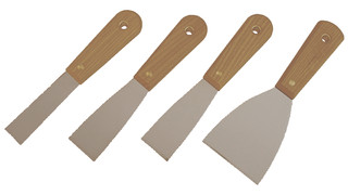 four-piece scraper set
