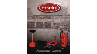 Todd Automotive Catalog