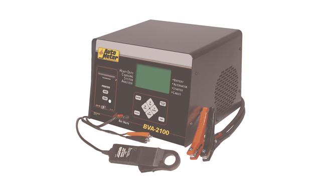 BVA-2100 Truck Fleet Electrical System Tester