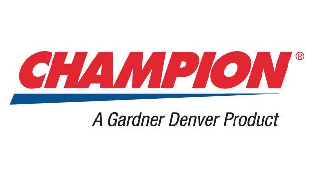 Champion - A Gardner Denver Product