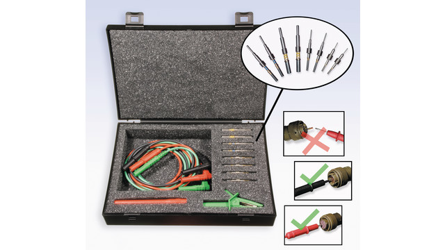 Multi-Pin Connector Test Kit