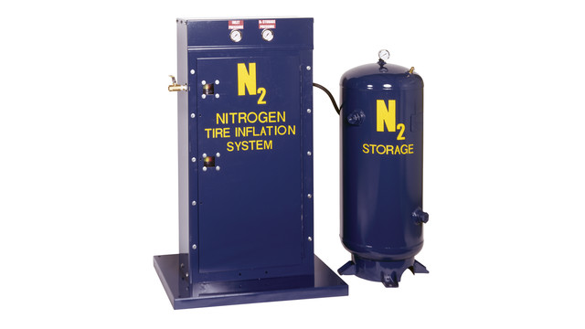 NG Line of Nitrogen Inflation Systems