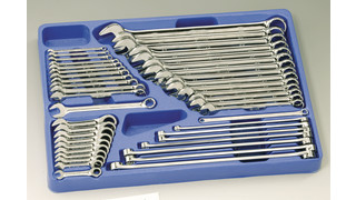 44 Piece Metric Complete Wrench Set MS-044M