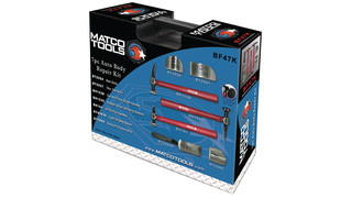 7-piece body and fender repair tools kit No. BF47K