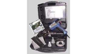 Auto body welding kit
