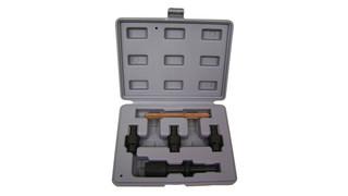 Brake caliper rescue tool