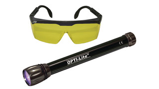 TP-8620CS OPTI-Lite Leak Detection Flashlight