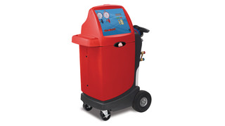 semi-automatic recovery/recycling A/C machine AC34288
