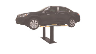 SL210-MP8 moveable pad SmartLift inground lift