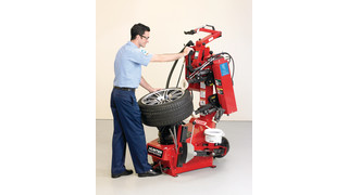 TC3510 electric tire changer